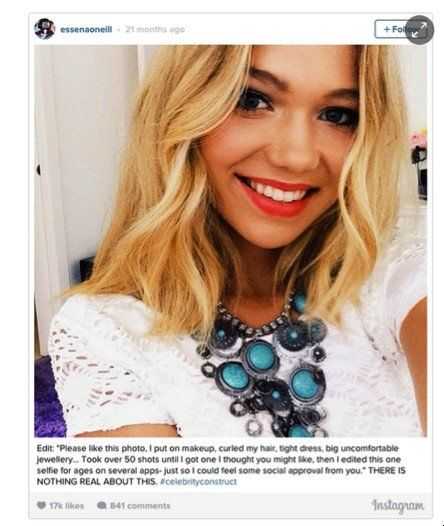 content marketing instagram example