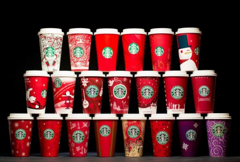 Starbucks Red Cup Marketing Case Studies