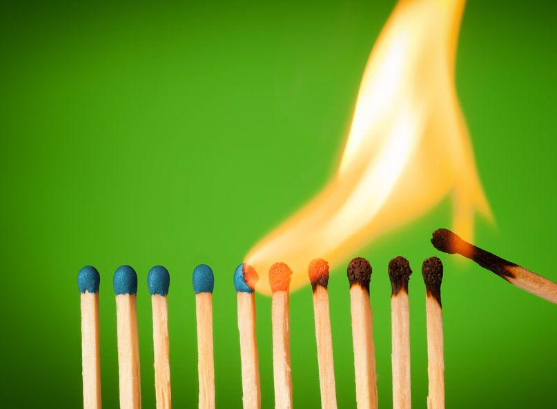How To Deal With Content Marketing Burnout?