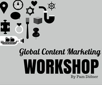 Global Content Marketing Workshop in Portland