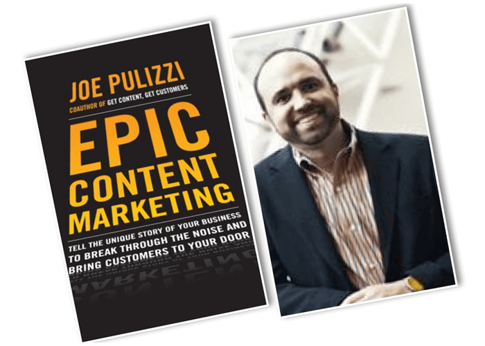3 key take-aways from Joe Pulizzi's Book: Epic Content Marketing