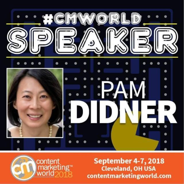 It's My 8th Time Speaking at Content Marketing World – So What's New This Time?