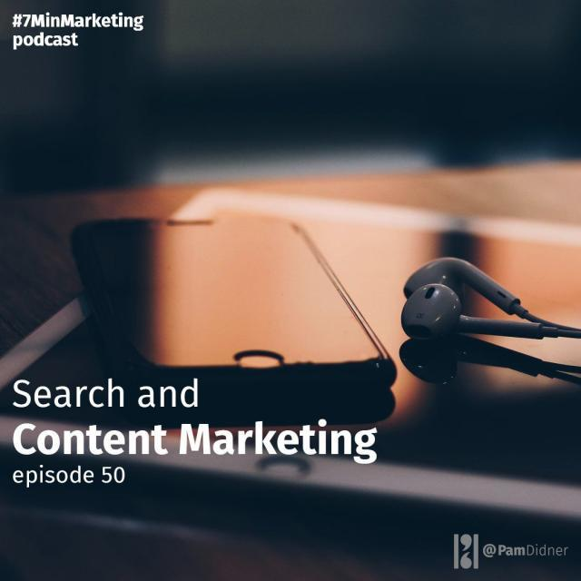 Search and Content Marketing