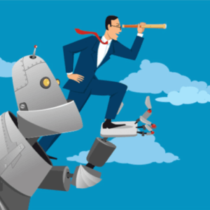 Humans vs. Machines. Is content marketing doomed?