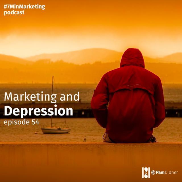 Marketing and Depression
