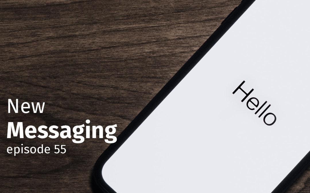New Messaging